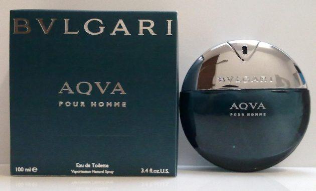 Harga parfum bvlgari aqva four homme