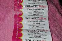 harga folavit 400 mg