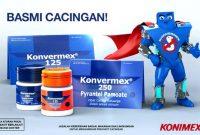 harga obat cacing konvermex
