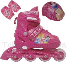 harga sepatu roda anak karakter