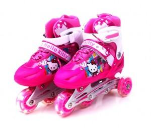 harga sepatu roda anak karakter terbaru