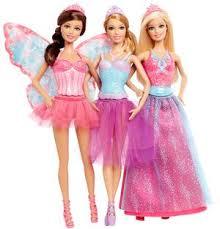 Harga Boneka Barbie FairyTale