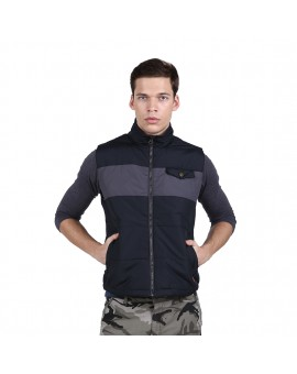 harga Eiger Jaket Lifestyle Dallas Vest - Black