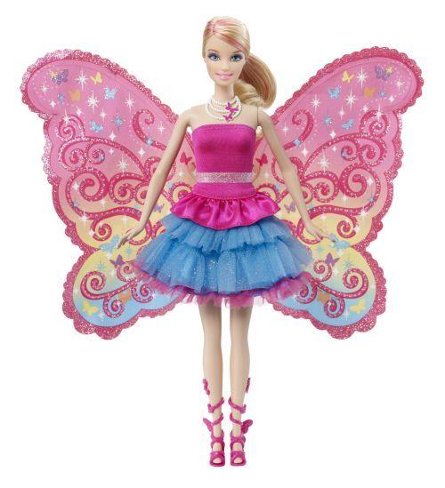 harga boneka barbie kupu-kupu