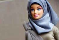 harga boneka barbie muslim