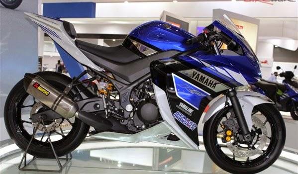harga motor yamaha r25 abs