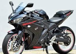 harga motor yamaha r25 hitam