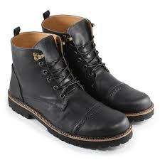 harga sepatu boots pria terbaru