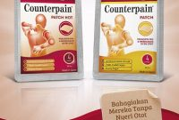 harga counterpain Patch